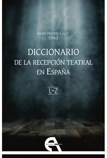 Diccionario de la recepción...