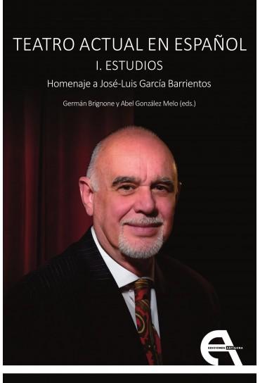 Teatro actual en español....